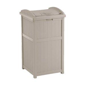 Gallant Outdoor Trash Hideaway