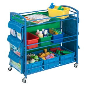 All Purpose Teaching Cart