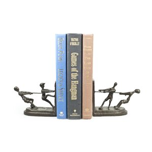 Tug of War Bookends (Set of 2)