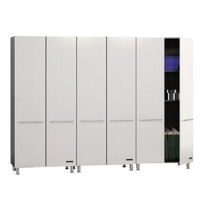 Ulti-MATE Storage 7' H x 3' W x 2' D 3 Piece Tall Storage System