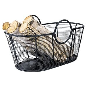 Harvest Log Basket