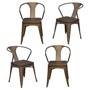 Antonia Arm Chair (Set of 4)