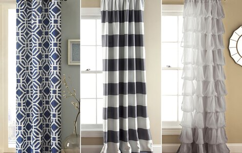 Curtain Call: Window Treatments