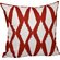 e by design Geometric Decorative Hypo Allergenic Throw Pillow