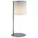"""Lite Source Velia 18.5"""" H Table Lamp with Drum Shade"""