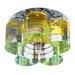 Eglo Tortoli 1 Light Flush Ceiling Light