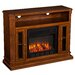 Wildon Home ® Delaney TV Stand with Electric Fireplace
