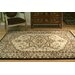 American Home Rug Co. American Home Classic Heriz Taupe/Black Area Rug