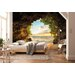 Komar Hide Out 2.54m L x 368cm W Roll Wallpaper