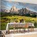 Komar Alpen 2.54m L x 368cm W Roll Wallpaper