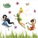 Komar Fairies Window Sticker