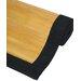 Oriental Furniture Bamboo Rayon Natural Area Rug
