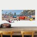 Disney Cars Interactive 3D Stickers