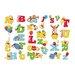 Disney Winnie The Pooh Alphabet Stickers