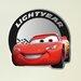Disney Cars Mirror
