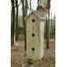 Fallen Fruits Sparrow Flat Bird House