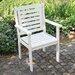 Fallen Fruits Farm Folklore Dining Arm Chair