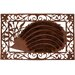 Fallen Fruits Best for Boots Hedgehog Doormat