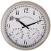 Fallen Fruits World of Weather 38cm Wall Numerical Clock