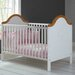Obaby B is for Bear 2-in-1 Convertible Cot