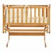 Obaby B is for Bear Glider Cot