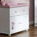 Obaby Minnie Mouse Closed Changing Unit
