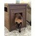 New Age Pet Habitat 'n Home ecoFLEX Litter Loo End Table