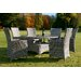 Life Amber 6 Seater Dining Set with Cushions