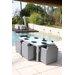 SkyLine Design Ibiza Dining Arm Chair with Cushion