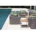 SkyLine Design Calderon Arm Chair with Cushion