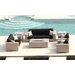 SkyLine Design Brando 5 Seater Sofa Set with Cushions