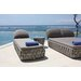 SkyLine Design Strips Double Lounger with Cushion