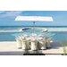 SkyLine Design 3m Tahiti Zero Horizon Square Parasol