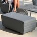 SkyLine Design Axis 2 Seater Bench
