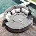 SkyLine Design Bisham Daybed with Cushion