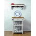 Oceans Apart French Painted Wall Mounted Coat Rack