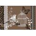 Akzente Gallery Bird Doormat