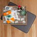 DENY Designs Holli Zollinger Elephant and Umbrella Rectangular Tray