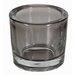 Woood Teelichthalter-Set Clear Be Pure aus Glas