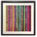 Graham & Brown Neon Stripe Framed Graphic Art