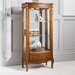 Gallery D Articles Solid Ash Display Cabinet