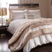 Charlotte Thomas Lucia Quilted Throw