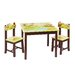 Wrigglebox Forest Festivities Children's 3 Piece Table and Chair Set