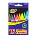 Bazic 16 Color Premium Quality Crayon Set