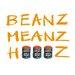 Art Group Heinz Beanz Meanz Poster Vintage Advertisement on Canvas