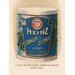 Art Group Heinz Vintage Beans Can Vintage Advertisement on Canvas