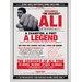 Art Group Muhammad Ali Vintage by Corbis Vintage Advertisement Canvas Wall Art
