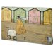 Art Group Along the Prom by Sam Toft Art Print Plaque