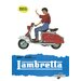Art Group Lambretta 150 LI Vintage Advertisement Canvas Wall Art