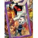 Art Group Harley Quinn - Selfie Vintage Advertisement Canvas Wall Art